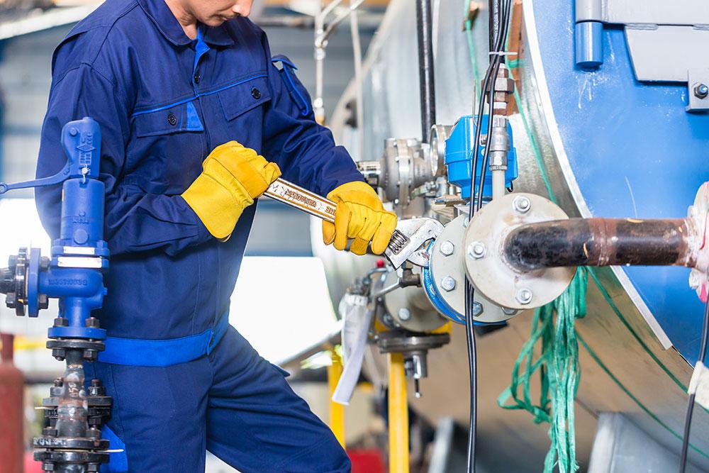Teollisuuden kunnossapito- ja korjauspalvelut